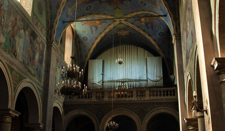 Organy w płockiej katedrze, fot. Urząd Miasta Płock