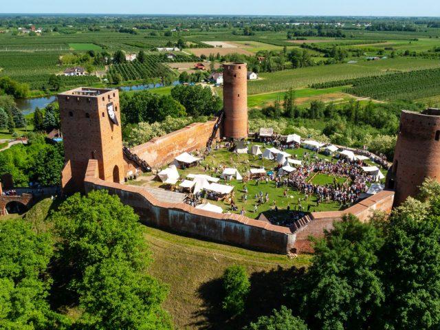 Zamek Książąt Mazowieckich w Czersku