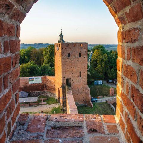 Zamek Książąt Mazowieckich w Czersku, fot. UM Góra Kalwaria