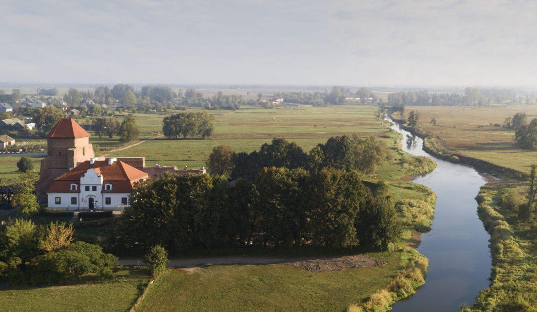 Zamek w Liwie, fot. Zbigniew Panów